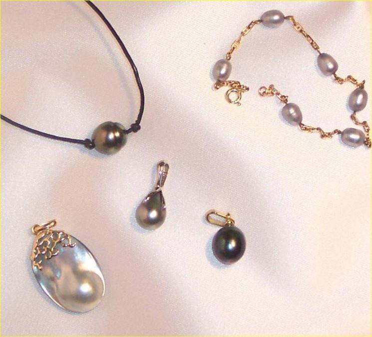 Perle e gioielli