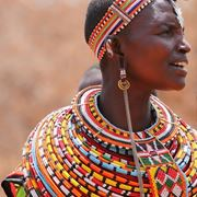 Gioielli etnici africani