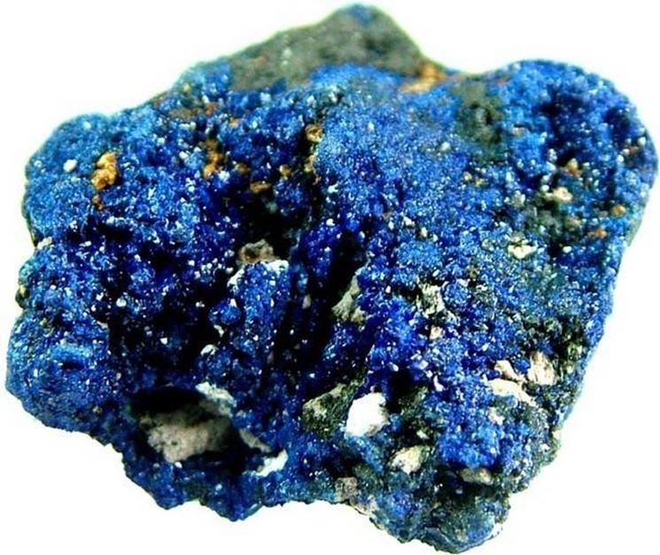 Azzurrite pietra