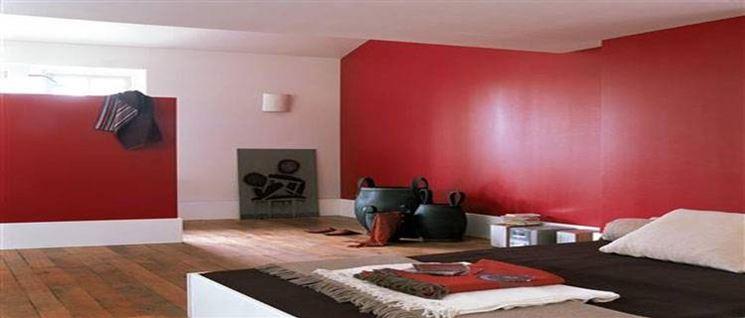 Lo spazio di casa e il colore