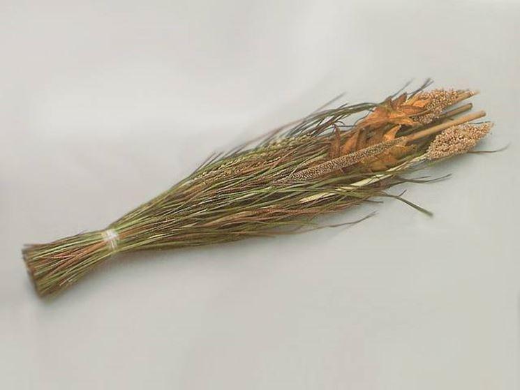 Idee con i fiori secchi: pot pourri