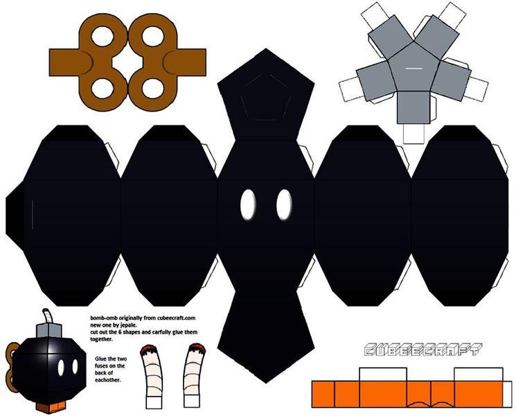 Moltissimi sono i modelli per il papercraft disponibili online