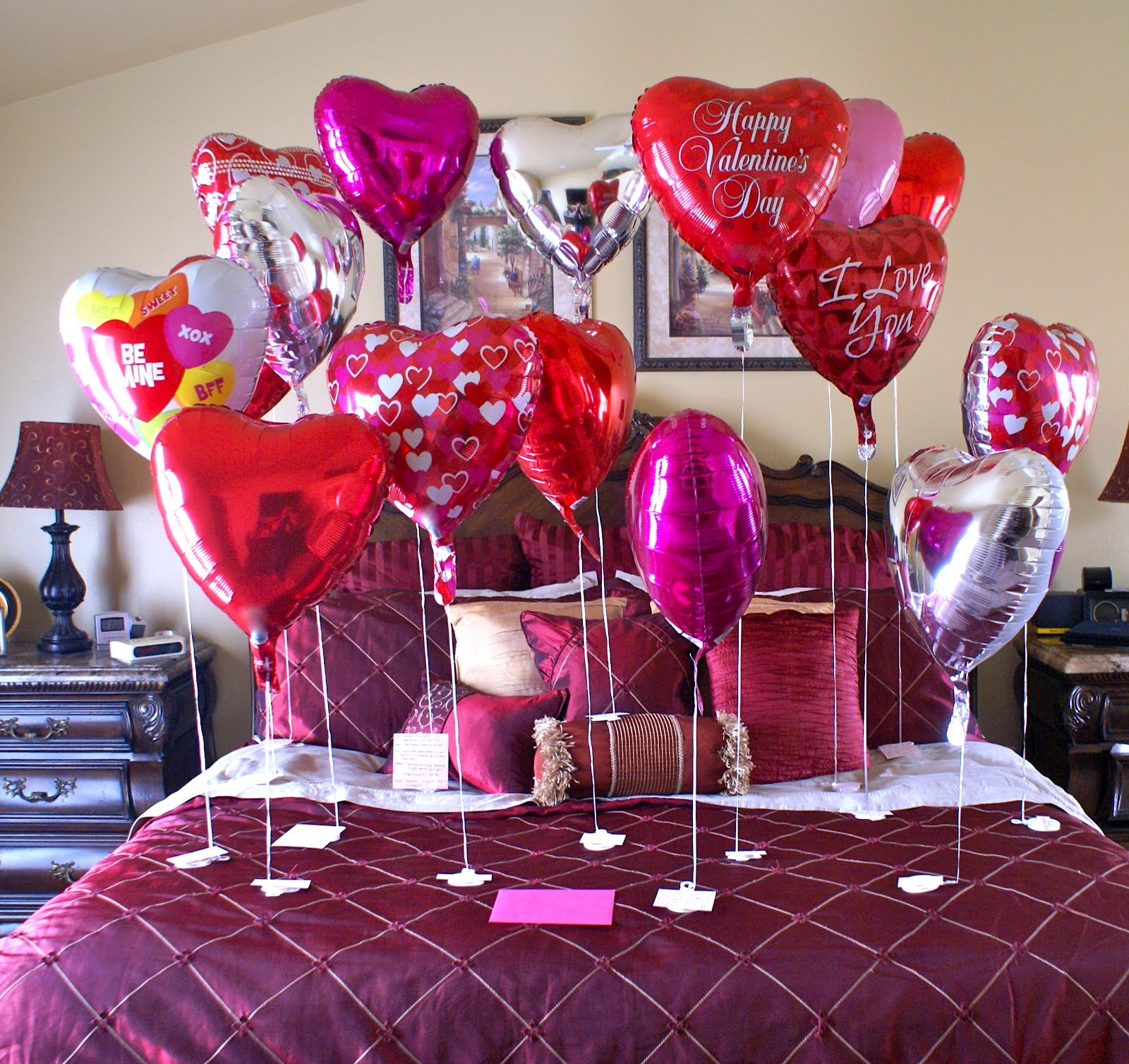 Idee per san valentino il bricolage san valentino idee - Decorazioni per san valentino fai da te ...