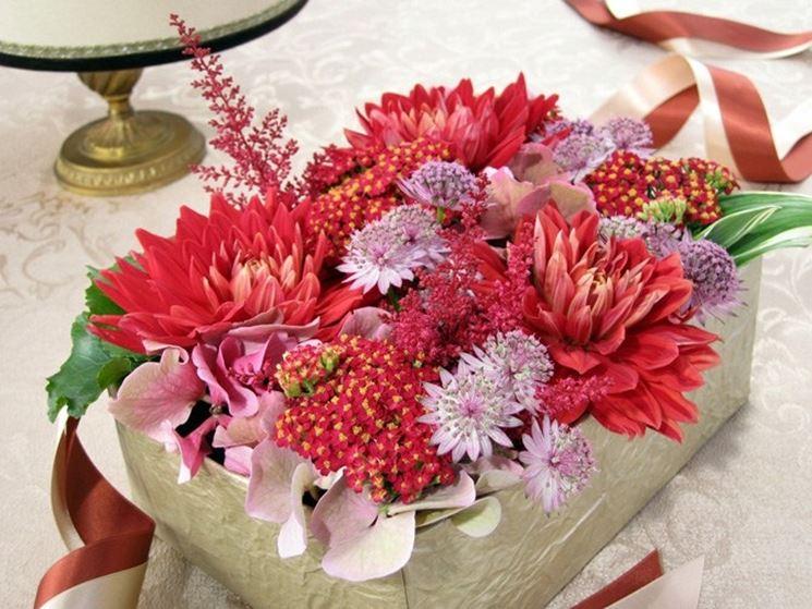 Una compisizione floreale porterà una ventata di colore ed allegria nella vostra casa. (Fonte: Frogview.com)