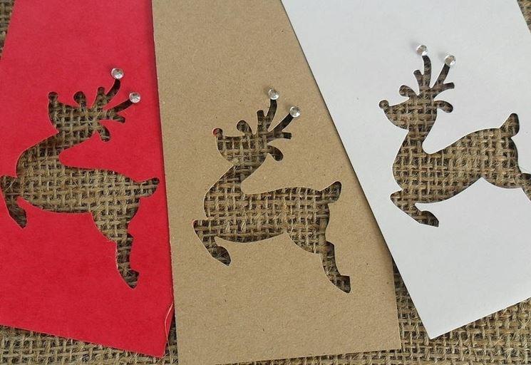Una cartolina personalizzata per mandare gli auguri agli amici e una decorazione natalizia di grande effetto
