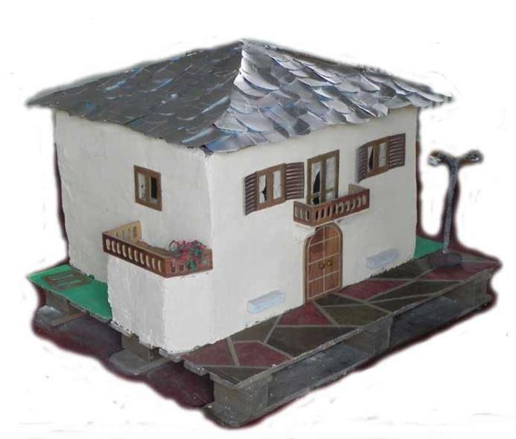 Fare casa di carta il decoupage come fare una casa con for Come fare piano casa