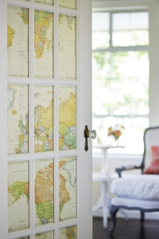 Ecco come decorare e rinnovare le porte di casa nostra in - Decorare le porte ...