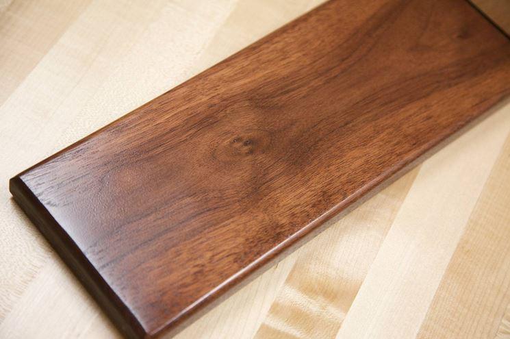 Caratteristiche legno di noce