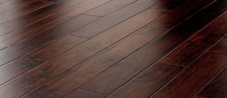 Pavimenti in legno di noce