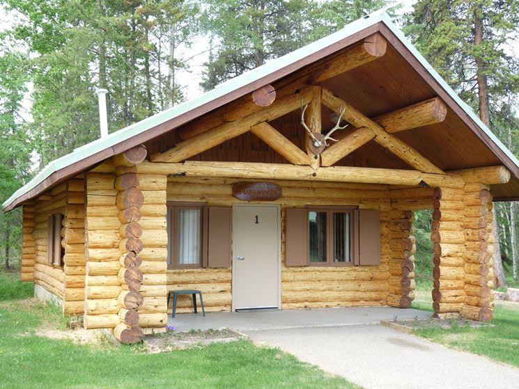Caratteristiche edifici in legno lavorare il legno for Baita di legno
