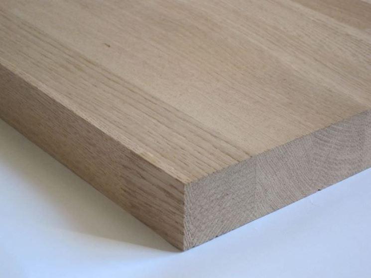 tavola in legno massello