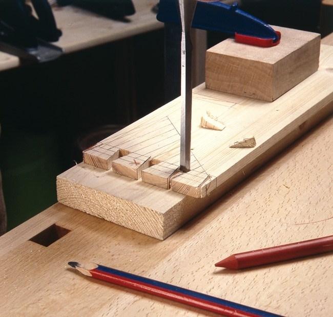 Come Pulire Il Vetro Consigli Pratici : Come realizzare incastri in legno lavorare il