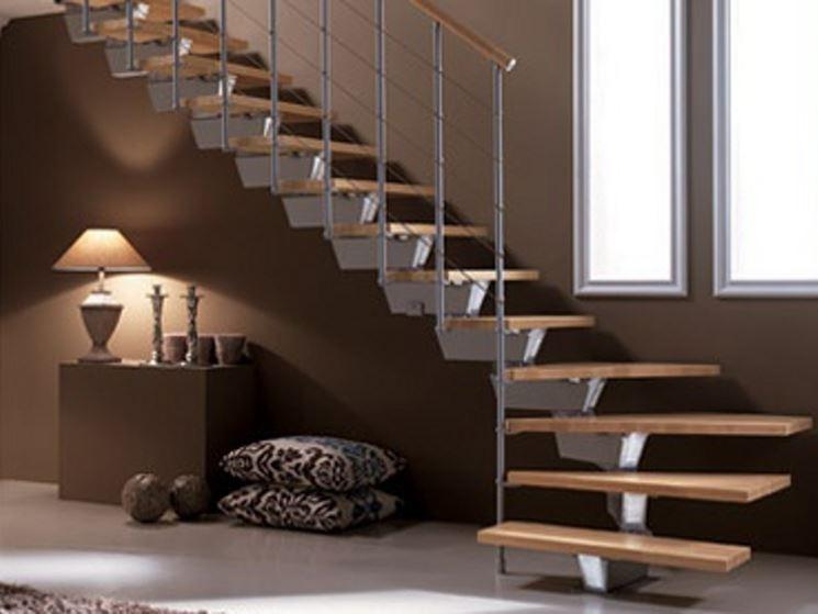 scale legno arredamento