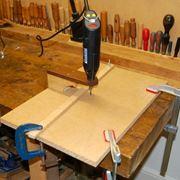 Legno fai da te lavorare il legno realizzare da soli for Tornio legno hobby