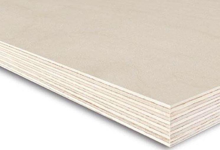modelli di pannelli di compensato di betulla