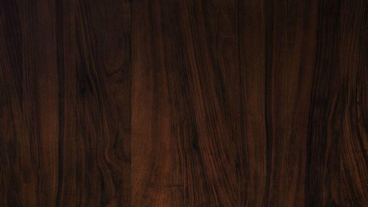 legno pregiato scuro