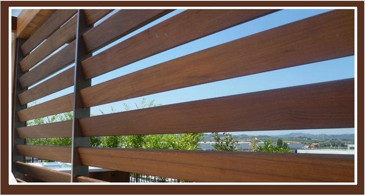 Pareti In Legno Per Terrazzi : Pin pareti ventilate in legno composito ...