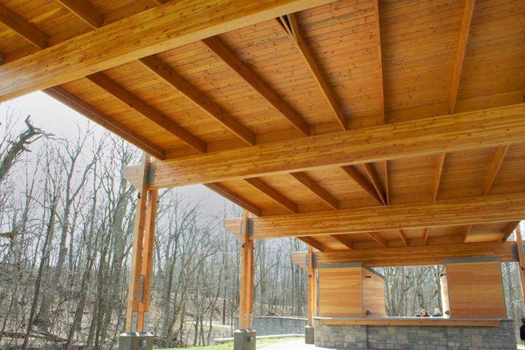 Casa moderna, roma italy: tipi di legno lamellare