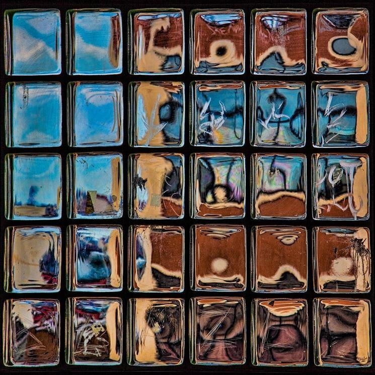 Vetromattoni colorati