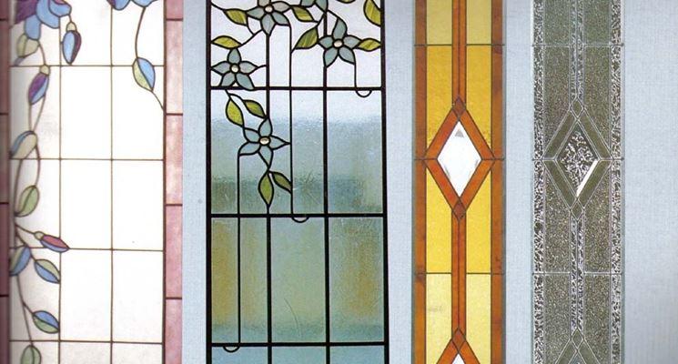 La bellezza delle vetrate decorate lavorare il vetro vetrate decorate caratteristiche - Vetri decorati per finestre ...