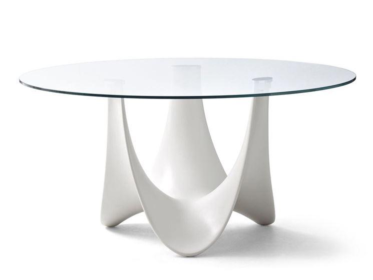 Tavolo da giardino in vetroresina