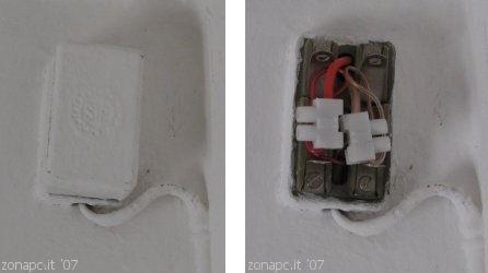 Come realizzare un impianto telefonico domestico for Realizzare impianto idraulico fai da te