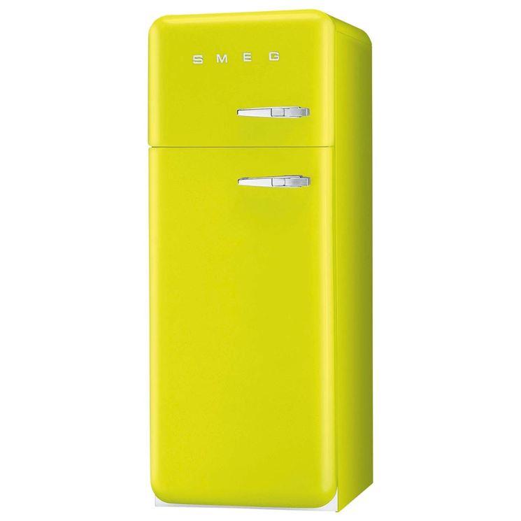 nuovi colori per il frigorifero di nuova generazione