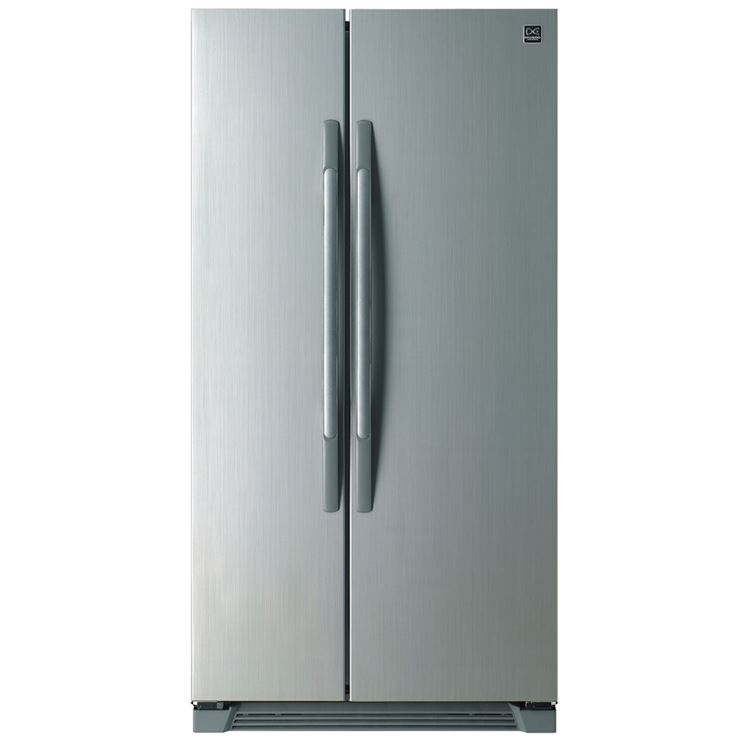 frigorifero con due porte