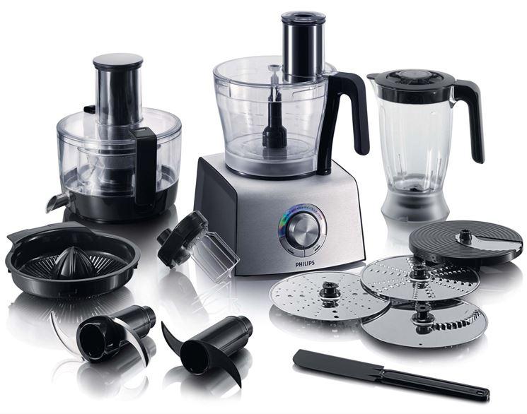 Robot da cucina Aluminium