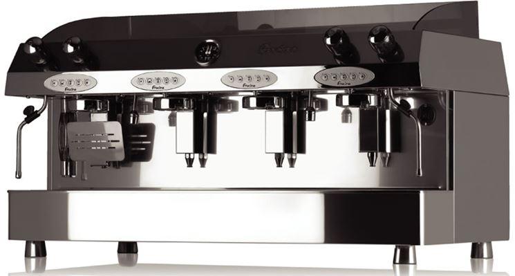 Una macchina per il caffè da bar