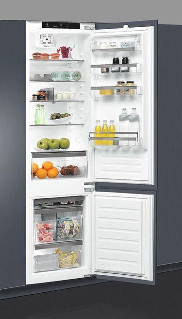 frigorifero combinato capienza