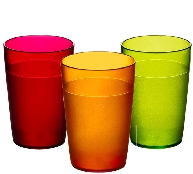 bicchieri policarbonato