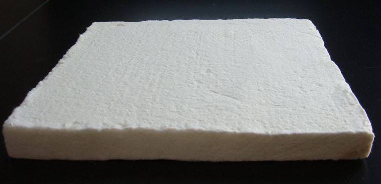 L'aerogel è considerato un materiale isolante di ottimo livello