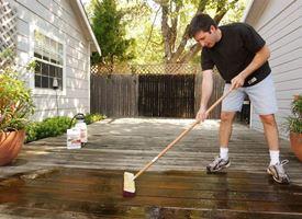Come eseguire la manutenzione legno