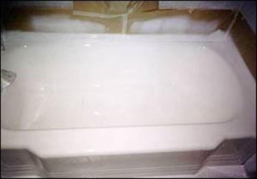 Come rivestire la vasca da bagno restaurare rivestire - Come sbiancare la vasca da bagno ...