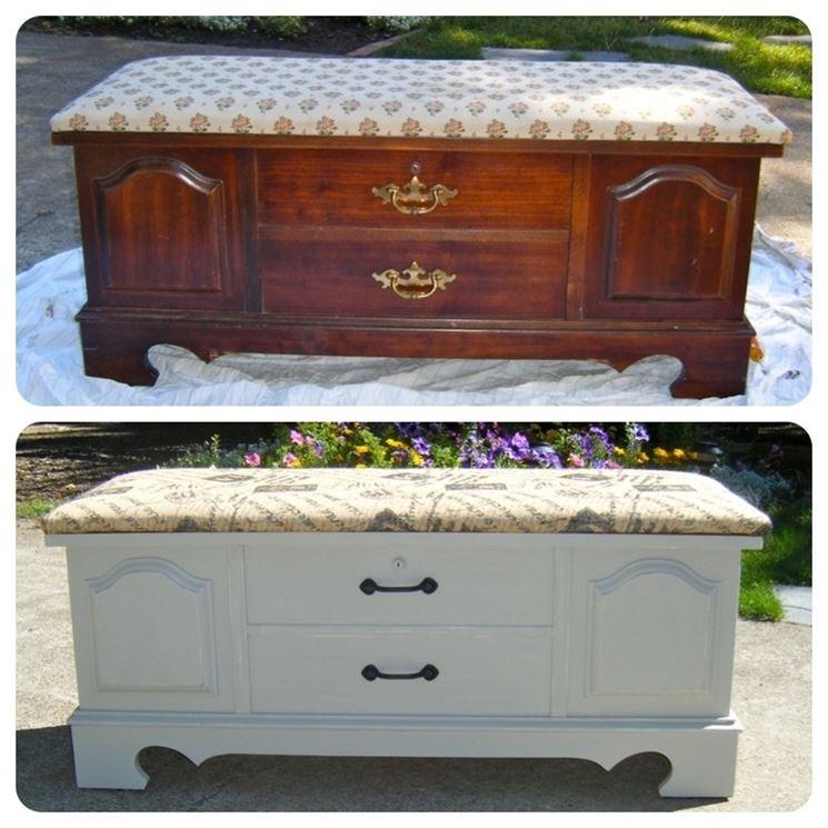 Restauro mobili antichi fai da te restaurare - Restaurare un mobile in legno ...