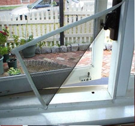 Come costruire una zanzariera tecniche di fai da te costruire una zanzariera - Costruire una finestra ...