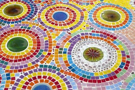 Come realizzare un mosaico fai da te tecniche di fai da for Mosaico fai da te