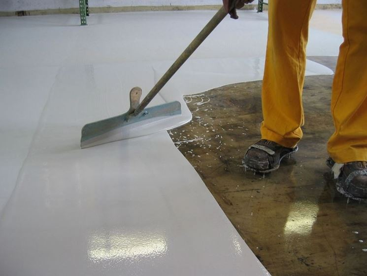 Emejing resine impermeabilizzanti per terrazzi prezzi ideas idee