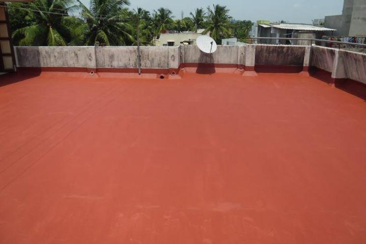 Effettuare l\'impermeabilizzazione terrazzi - Tecniche di fai da te ...