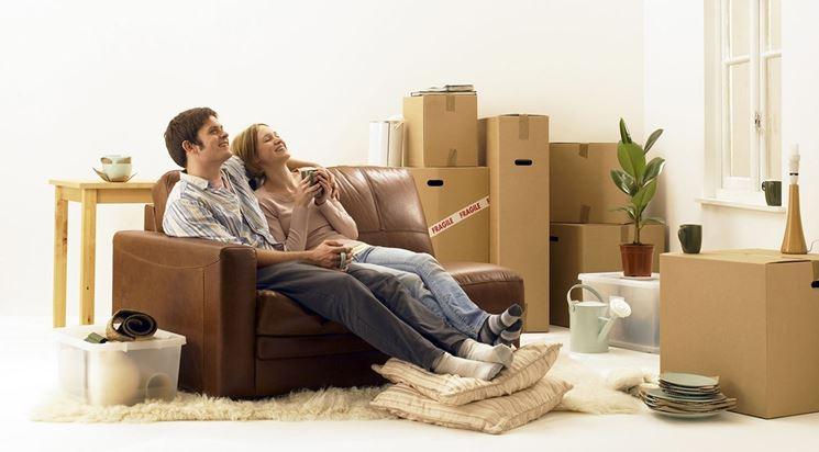 Trasloco divano