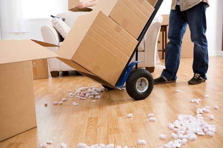 Imballaggio e trasporto