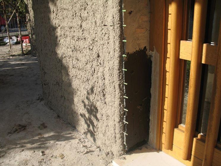 Impermeabilizzazione di un muro controterra