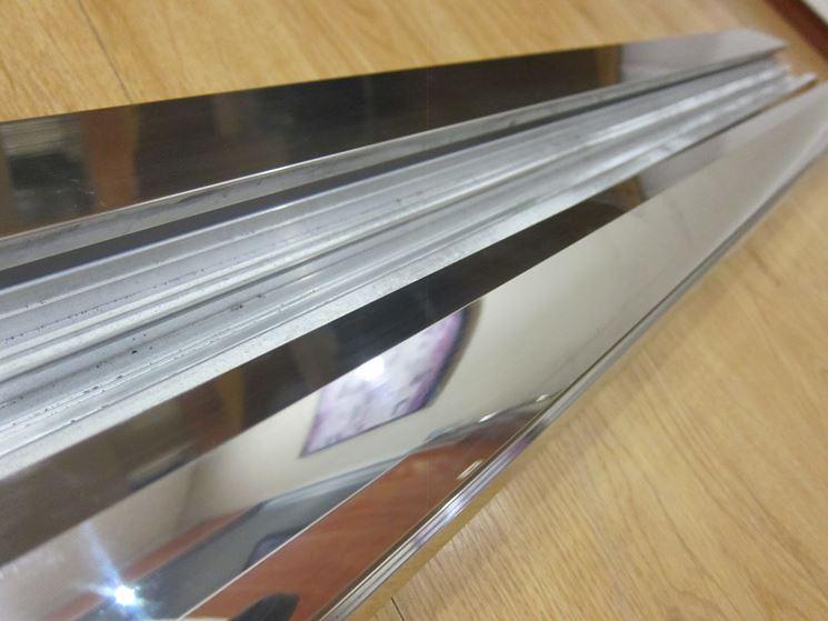 Lucidatura alluminio tecniche di fai da te come lucidare l 39 alluminio - Alluminio lucidato a specchio ...