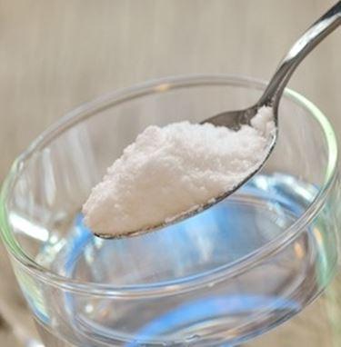 bicarbonato per la pulizia