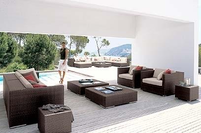 Arredamenti per terrazze arredamento per giardino for Arredo x terrazzi