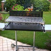 Il barbecue mobile