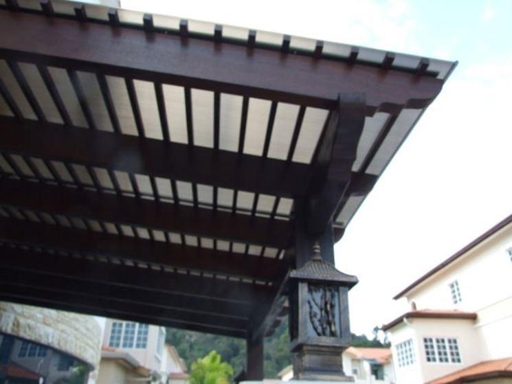 Come costruire un pergolato arredamento per giardino for Costruire un gazebo in ferro
