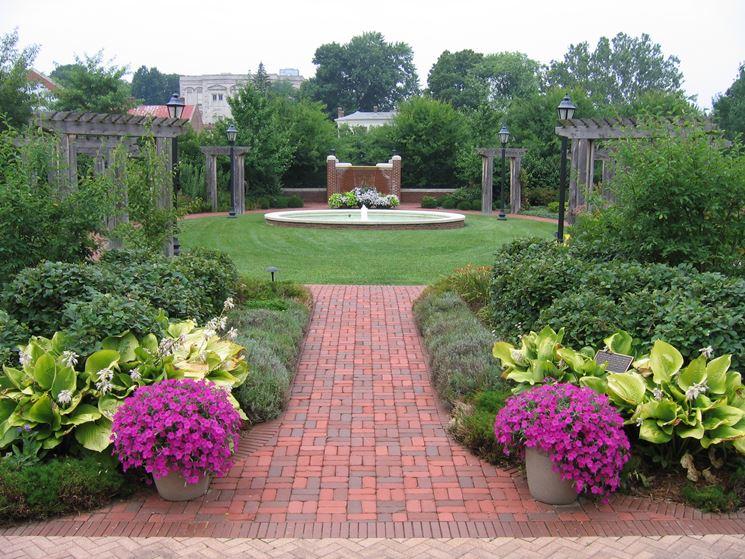 Come realizzare terrazze e giardini - Arredamento per Giardino ...