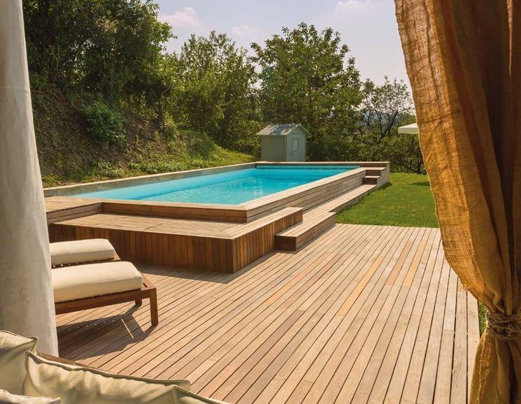Come scegliere gli arredamenti per giardini arredamento for Piscina fuori terra 4x8 prezzo